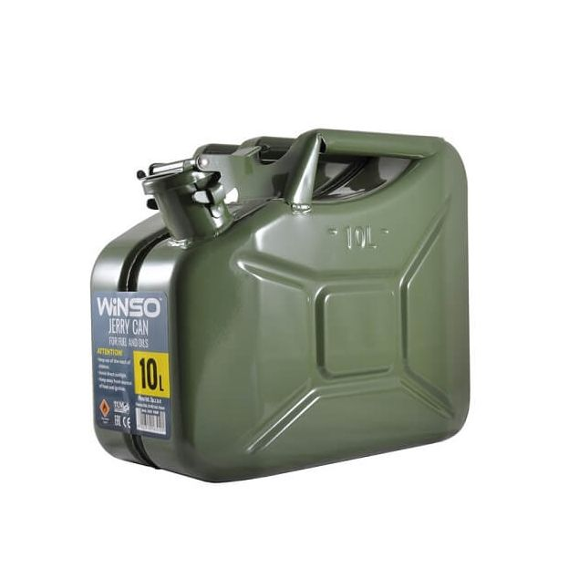 Канистра металлическая для топлива WINSO 10 л. 165100 - 1