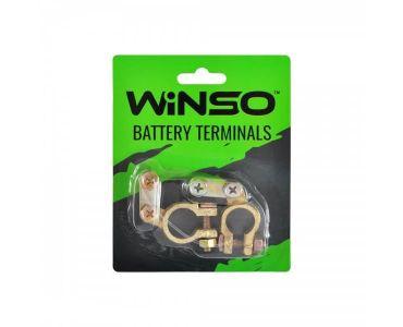 Клеми акумуляторні АКБ - Акумуляторні клеми Winso 146100 -
