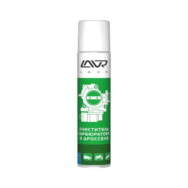 Очиститель карбюратора и дросселя LAVR 400мл - 1