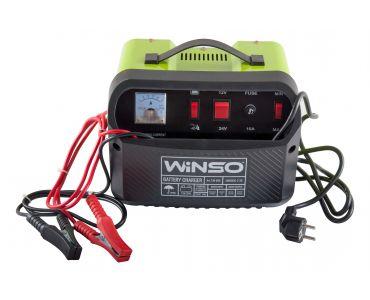 Автооборудование в Днепре - Описание Пуско-зарядное устройство для АКБ Winso 139600