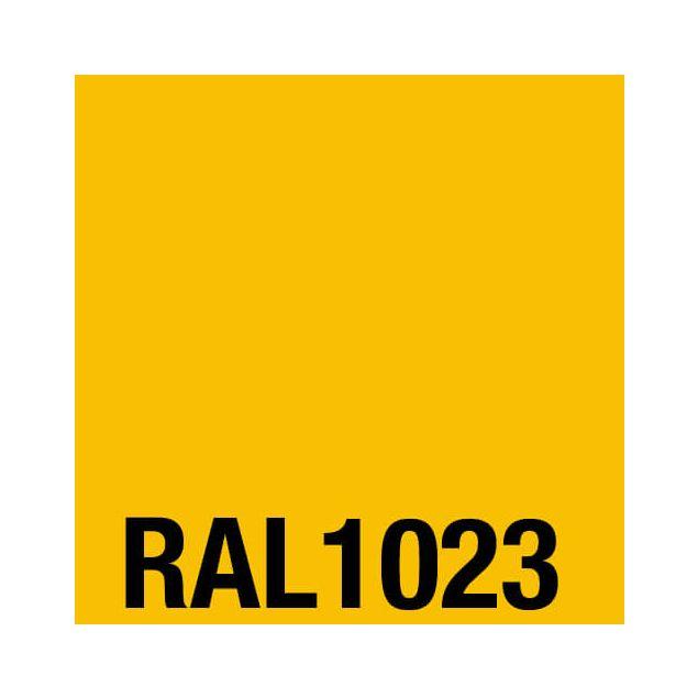Краска Winso Spray желтая TRAFFIC YELLOW RAL1023 880170 450мл - 2