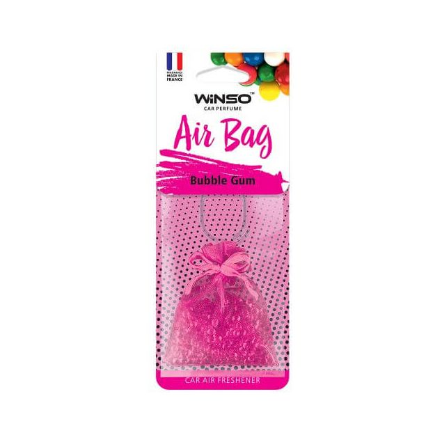 Ароматизатор WINSO AIR BAG Bubble Gum - 1