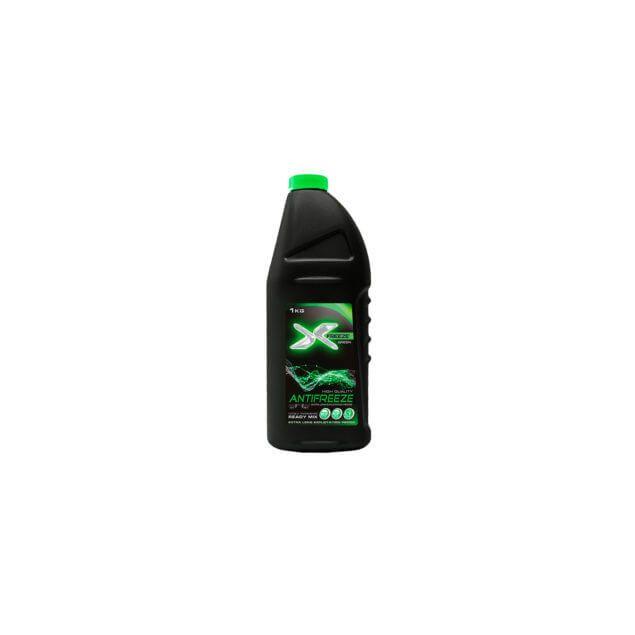 Антифриз X-FREEZE green 1кг - 1
