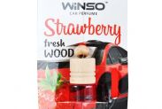 Ароматизатор Winso Fresh WOOD Strawberry - 1