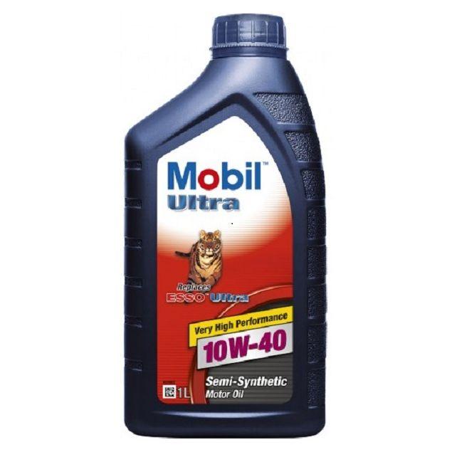 Масло моторне MOBIL ULTRA 10W40 1л - 1
