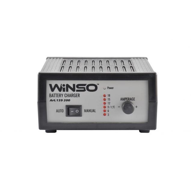 Зарядное устройство для АКБ WINSO 139200 - 3
