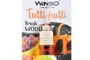Ароматизатор Winso Fresh WOOD Tutti Frutti - 1