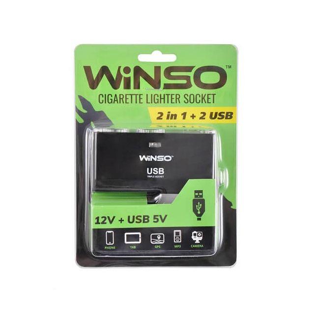 Разветвитель прикуривателя Winso 200110 - 2