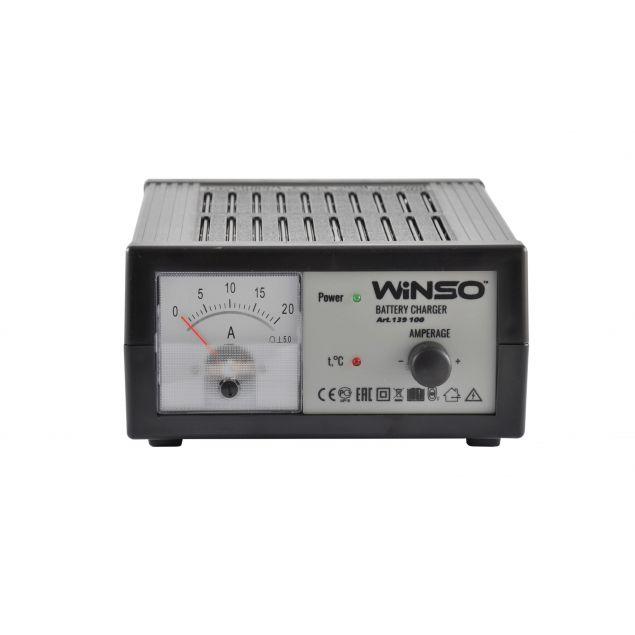 Зарядний пристрій для АКБ WINSO 139100 - 3