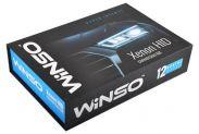 Комплект ксенона WINSO H1 6000K 35W Slim Ballast (741600) - 1