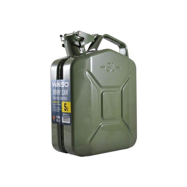 Канистра металлическая WINSO 5л - 1