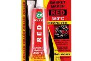 Zollex Герметик прок (красный) RED-85g - 1