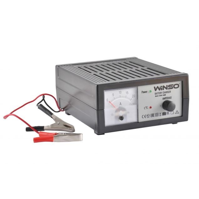 Зарядний пристрій для АКБ WINSO 139100 - 4