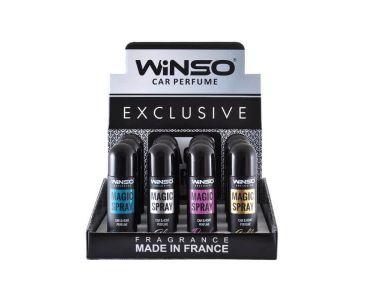 - Ароматизатор WINSO Magic Spray Exclusive MIX 500006 -