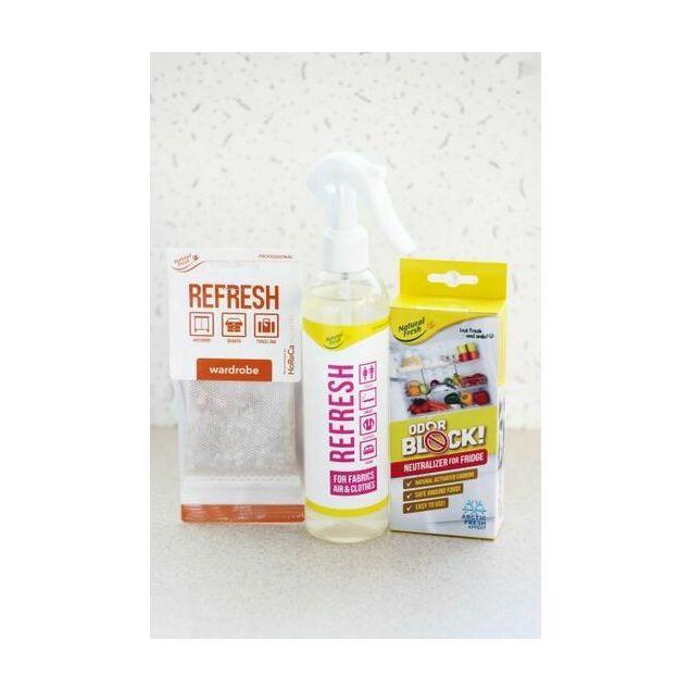 Саші нейтралізатор запаху Elix Refresh Sachet Professional Wardrobe - 2