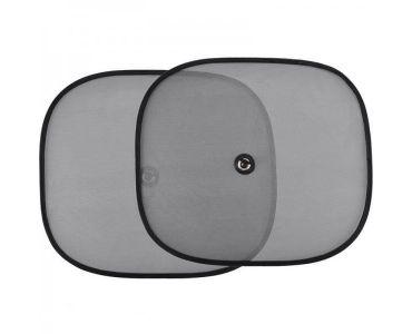 Солнцезащитные шторки - Солнцезащитные шторки WINSO для боковых окон 44х38см, 2шт. (144380) -