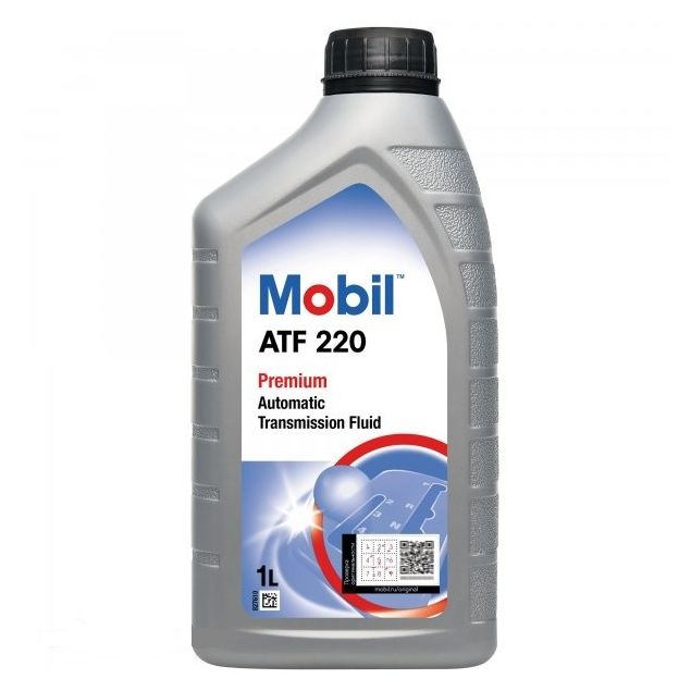 Масло MOBIL ATF 220 1л - 1
