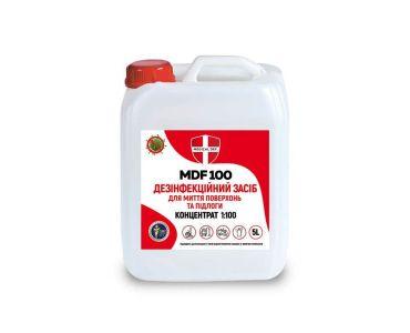 ПАСТЫ И ОЧИСТИТЕЛИ ДЛЯ РУК - Средство дезинфицирующее Medical MDF 100 для мытья поверхностей Концетрат 5л - Пасты и очистители для рук