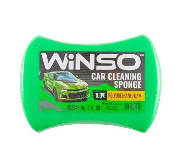 Автоаксессуары - Губка для мытья машины Winso 200х140х60mm 151300