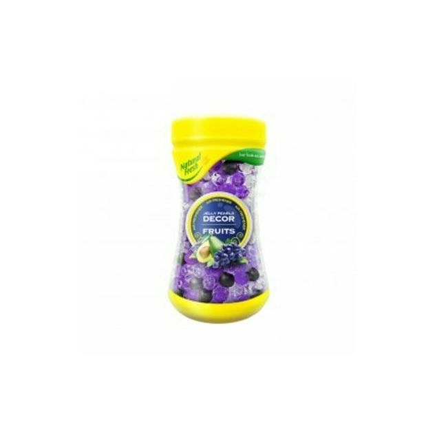 Ароматизатор гелевые шарики JELLY PEARLS DÉCOR FRUITS - 1