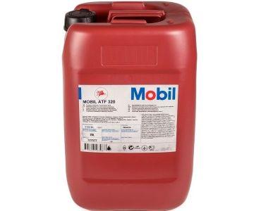 Трансмісійне масло - Масло для автоматичних трансмісійних систем MOBIL ATF 320 20 л -