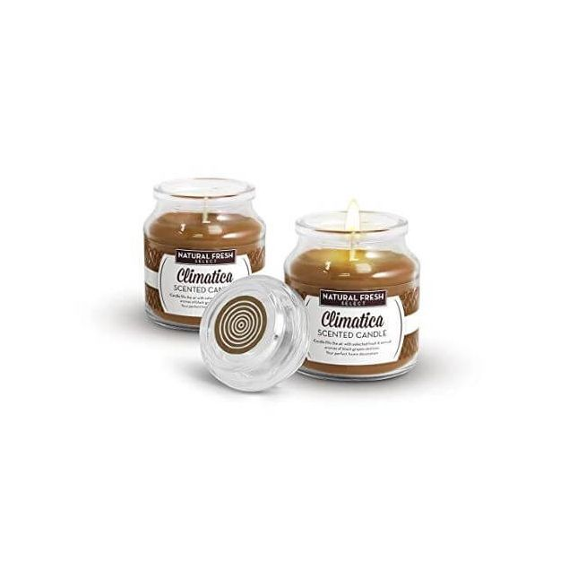 Свічка ароматизована Elix SCENTED CANDLE CLIMATICA - 3