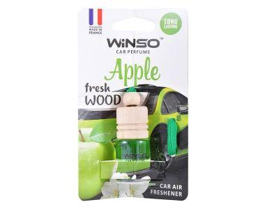 - Ароматизатор Winso Fresh Apple WOOD 530660 -