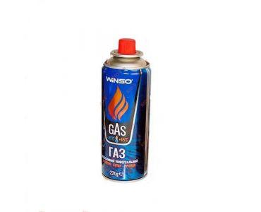- Балон газовый Winso 220 гр -