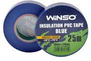 Изолента Winso ПВХ синяя 25 м 19 мм - 1