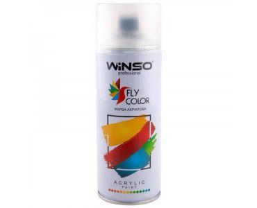 Краска для авто - Лак Winso Winso Spray прозрачный 880230 450мл - КРАСКА ДЛЯ АВТО