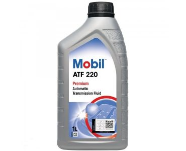 - Масло MOBIL ATF 220 1л -