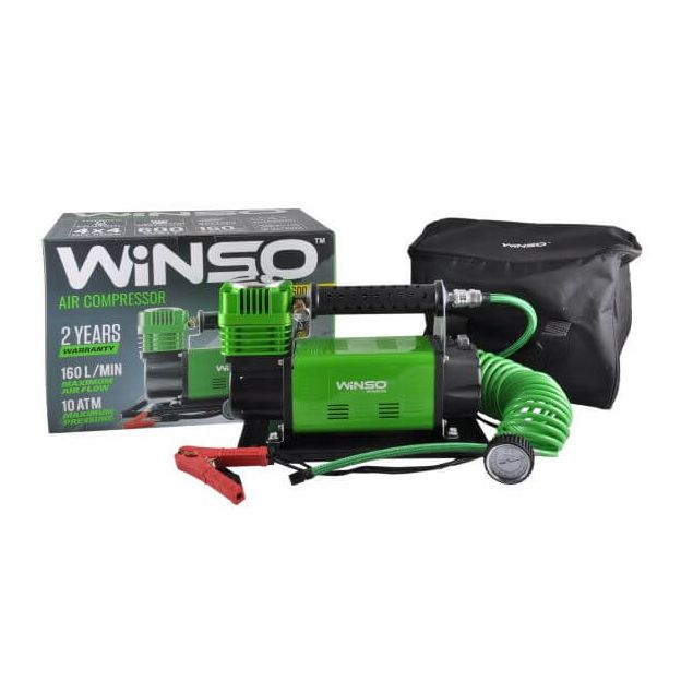 Автокомпрессор Winso 129000 600 Вт - 1