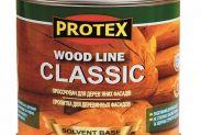Просочувач для дерев*яних фасадiв WOOD LINE CLASSIK горiх (0,7л) - 1