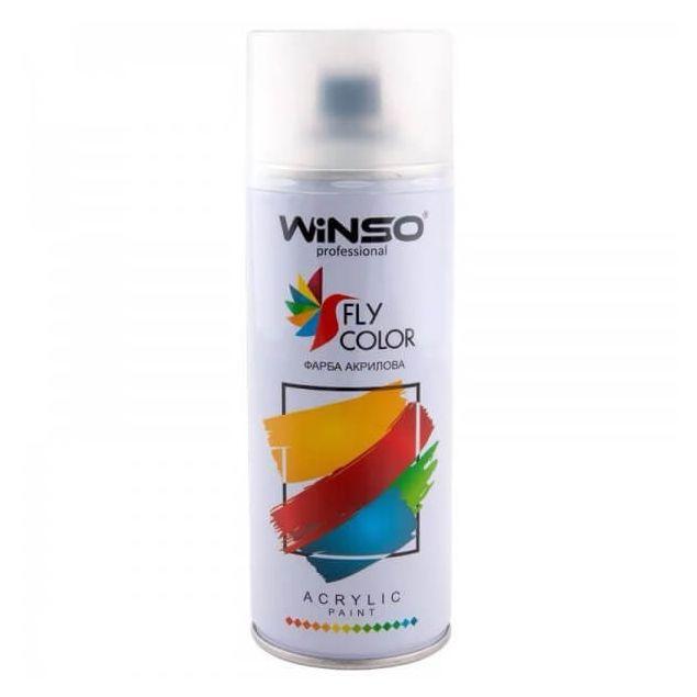 Лак Winso Winso Spray прозорий 880230 450мл - 1