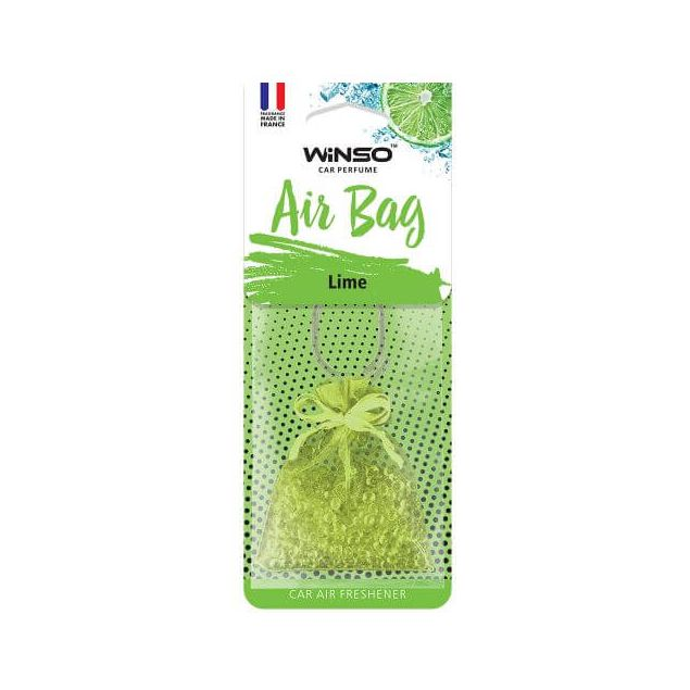 Ароматизатор WINSO AIR BAG Lime - 1