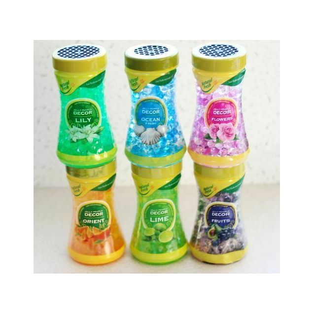 Ароматизатор гелевые шарики JELLY PEARLS DÉCOR FRUITS - 2