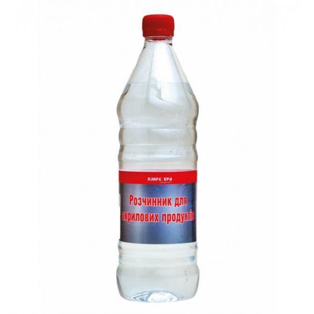 Растворитель для акриловых продуктов ХИМРЕЗЕРВ 0,5л - 1