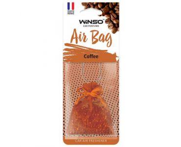 - Ароматизатор WINSO AIR BAG Coffee -