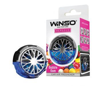 Ароматизатор в машину - Ароматизатор WINSO Merssus на дефлектор Bubble Gum 534420