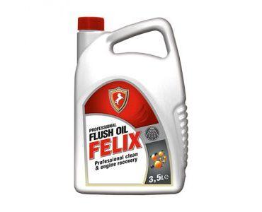 Промывочное масло - Масло промывочное Felix 3,5л