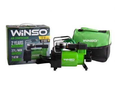 Автокомпрессоры - Автокомпрессор Winso 122000 170Вт