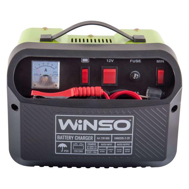 Описание Пуско-зарядное устройство для АКБ Winso 139600 - 5