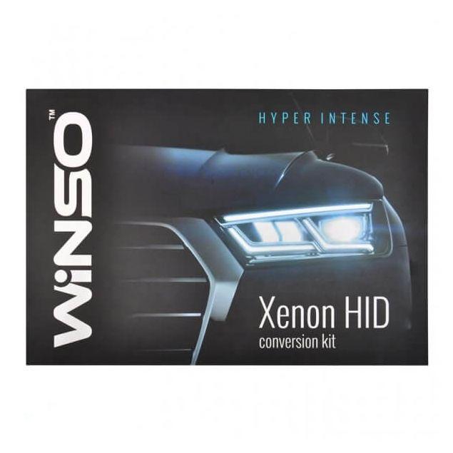 Комплект ксенона Winso H1 4300K 35W KET (741430) - 2