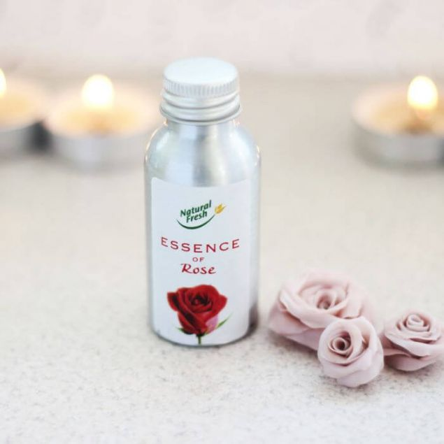 Ефірне масло Elix ESSENCE Essential Natural Oil Rose - 3