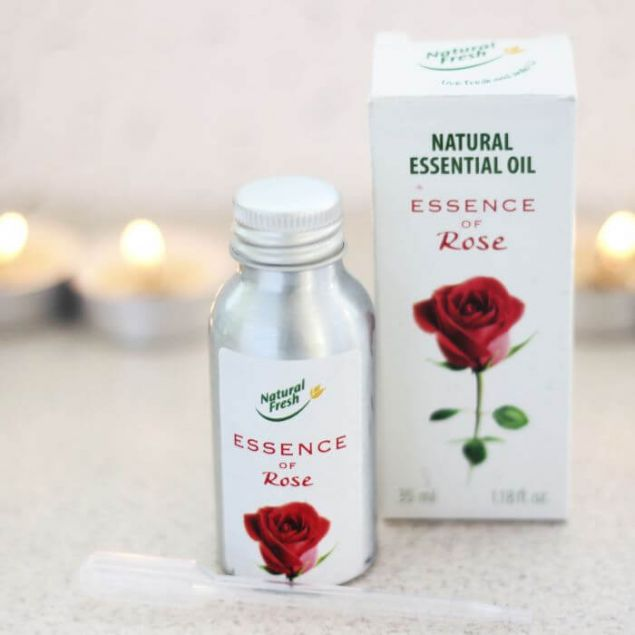 Ефірне масло Elix ESSENCE Essential Natural Oil Rose - 1