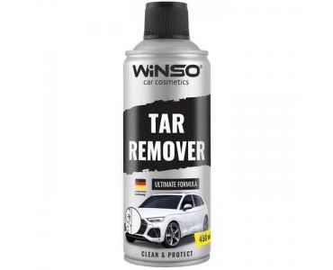 - Очиститель от битумных пятен Tar Remover Winso 450мл -