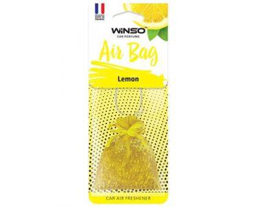 - Ароматизатор WINSO AIR BAG Lemon 530410 -