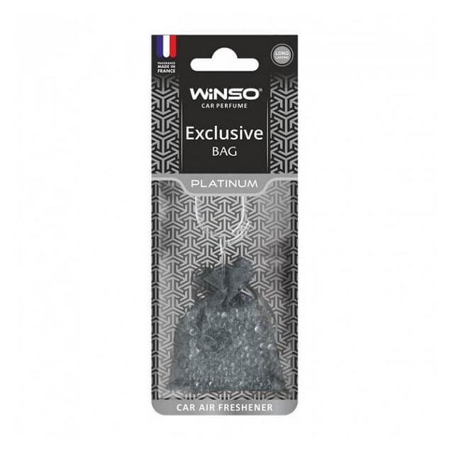 Ароматизатор WINSO AIR BAG Exclusive Platinum - 1