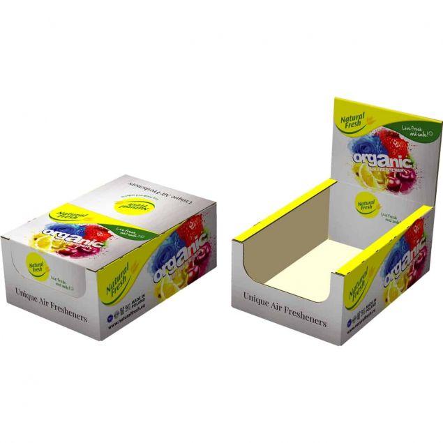 Ароматизатор Elix Organic Can PURE with Lid Lemon - 2