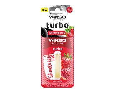 - Ароматизатор Winso Turbo Strawberry капсула 532790 -